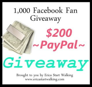 Win $200 Paypal Cash