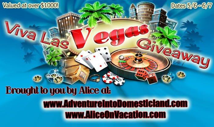 Blog Opportunities – Viva Las Vegas Vacation Giveaway