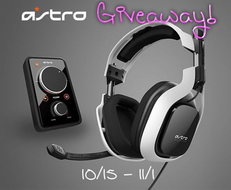 Astro Audio System Giveaway