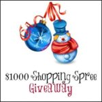 $1000 shopping spree giveaway event