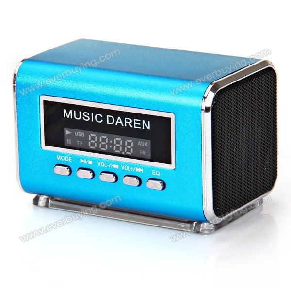 music daren speaker