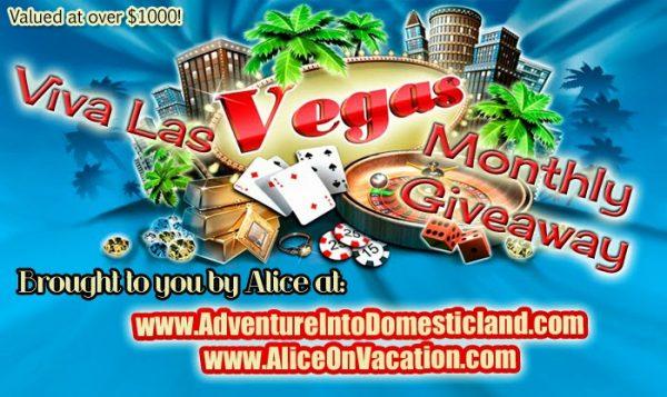 Viva Las Vegas November Giveaway