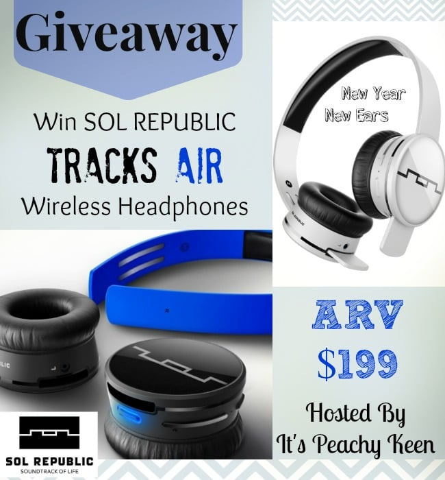 Headphones by Sol Republic Giveaway