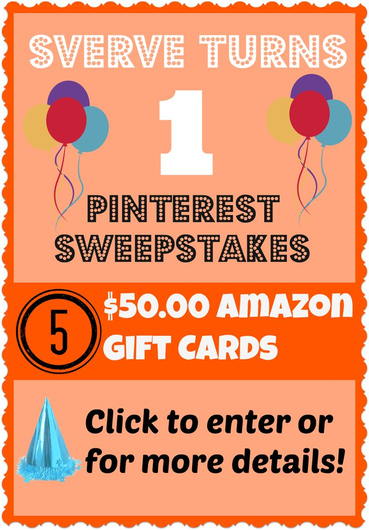 amazon gift cards sweepstakes