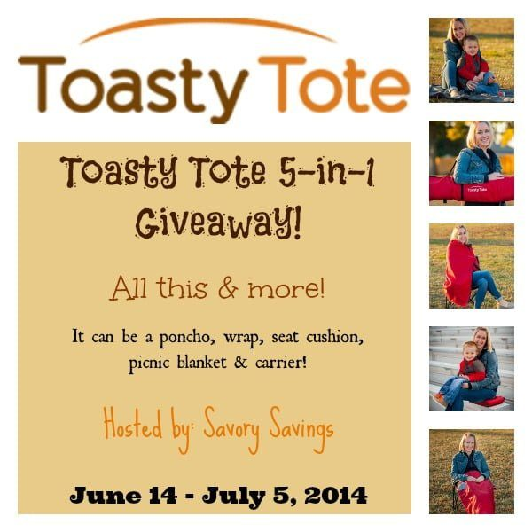 Travel Tote For Outdoors Giveaway
