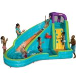 inflatable water slide image