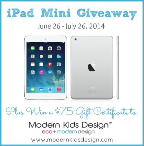 Win an iPad and Gift Certificate