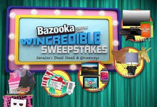 bazooka bubble gum image