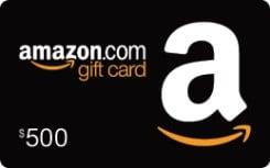 Free Blogger Opps – $500 Amazon GC Giveaway