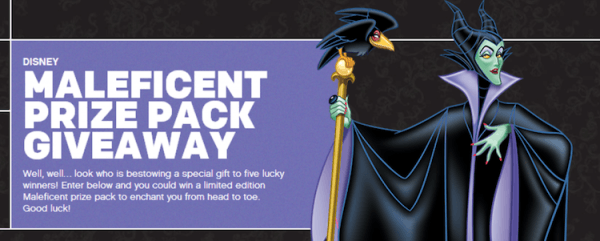 Maleficent Giveaway – Win Reebok Prize Pack