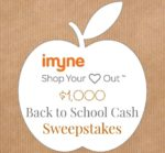 imyne cash sweepstakes image