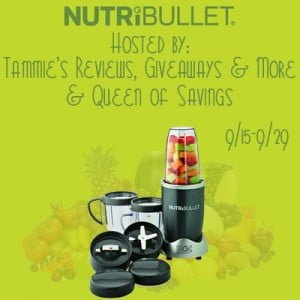 Nutribullet Sweepstakes