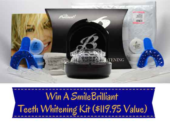 How To Get White Teeth – Teeth Whitening Giveaway