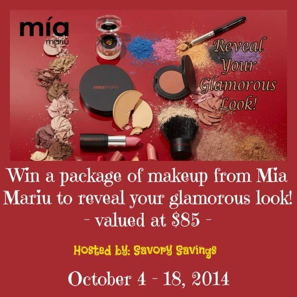 Win Makeup Package in Find Your Glamorous Look Giveaway