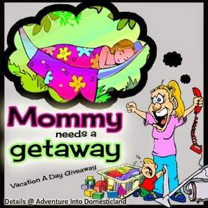 Blog Opp – Mommy Needs A Getaway