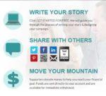 online fundraising image
