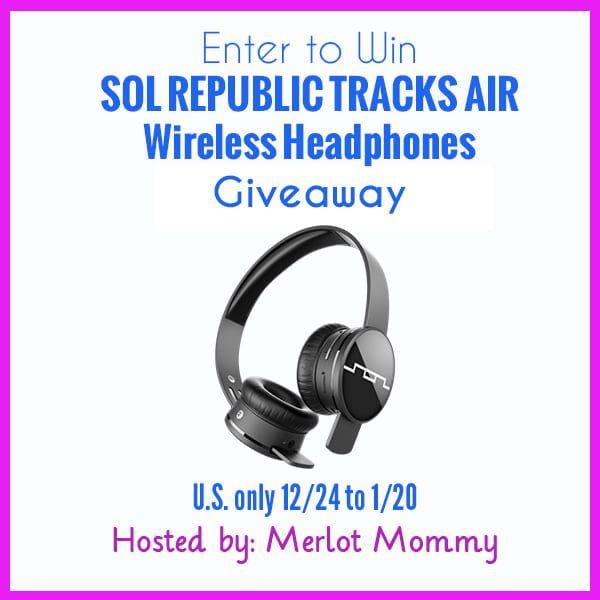 Sol Republic Headphones Giveaway