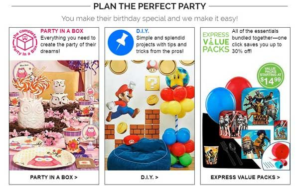 Win Party Supplies In Ultimate Party Giveaway