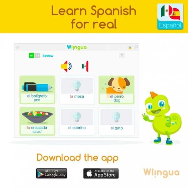 Learn Spanish With Wlingua App