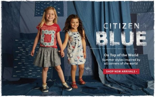 Summer Clothes For Kids – New Styles From Tea Collection