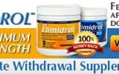 Elimidrol Supplement