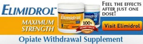 Elimidrol Supplement