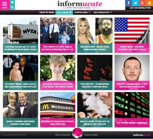 Read Daily News & Events At Informucate