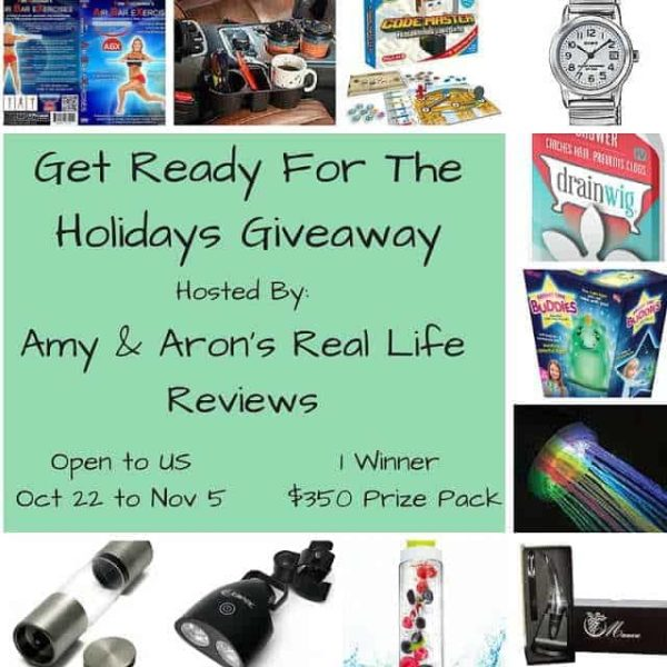 Get Ready For The Holidays 2015 Giveaway