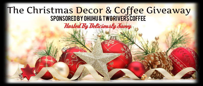 2015 Christmas Decor And Coffee Giveaway