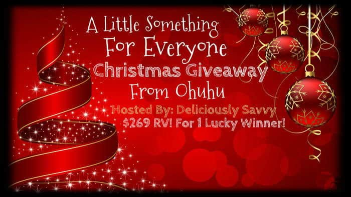 A Little Something For Everyone Christmas 2015 Giveaway