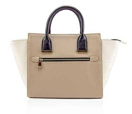 88 Natalie Color Block Tote Handbag Giveaway