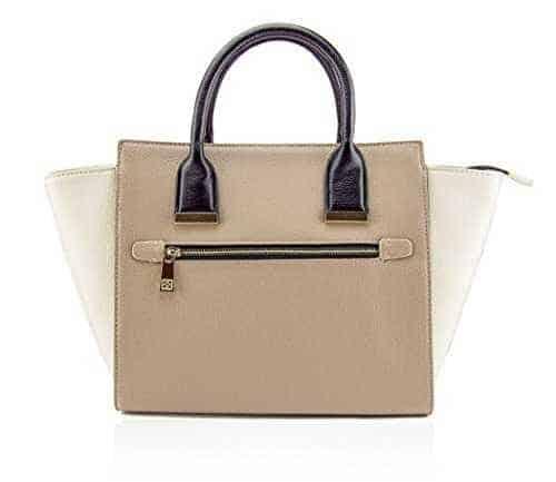 88 Natalie Color Block Tote Handbag Giveaway