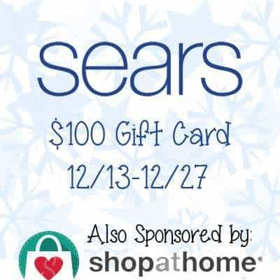 Sears Gift Card Giveaway Event