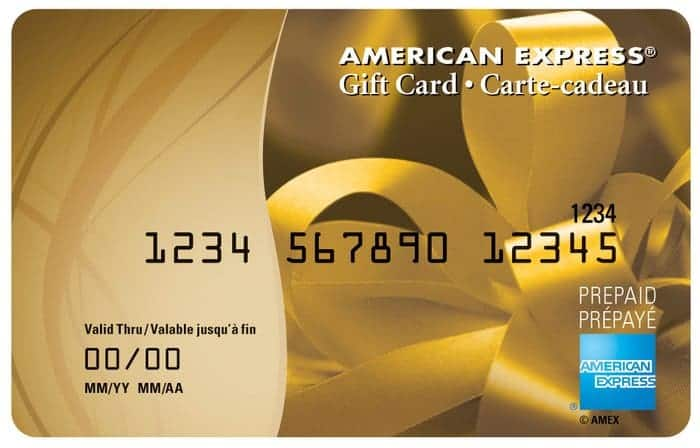 American Express Gift Cards Promo Code & Deal