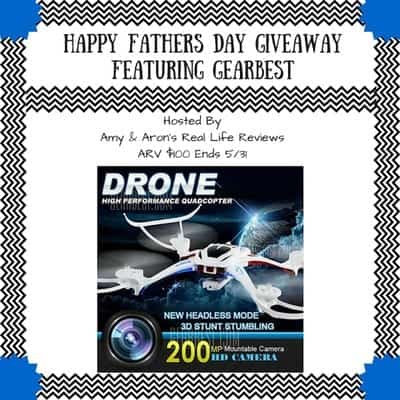 Happy Father's Day RC Quadcopter Giveaway