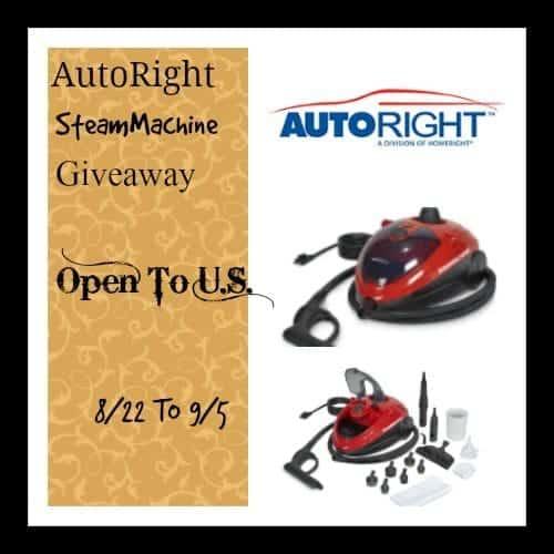 AutoRight SteamMachine