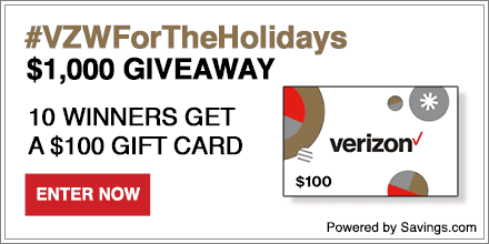 Verizon Wireless Holiday Season