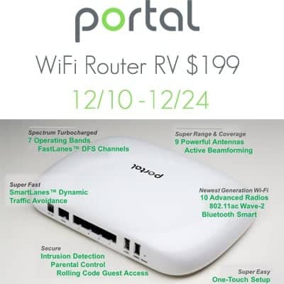 Wireless WiFi Router Giveaway