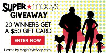 Macy's Super Saturday