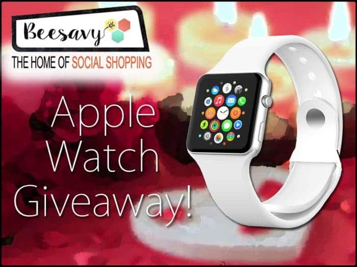 Apple Watch And Cash Bonus Giveaway