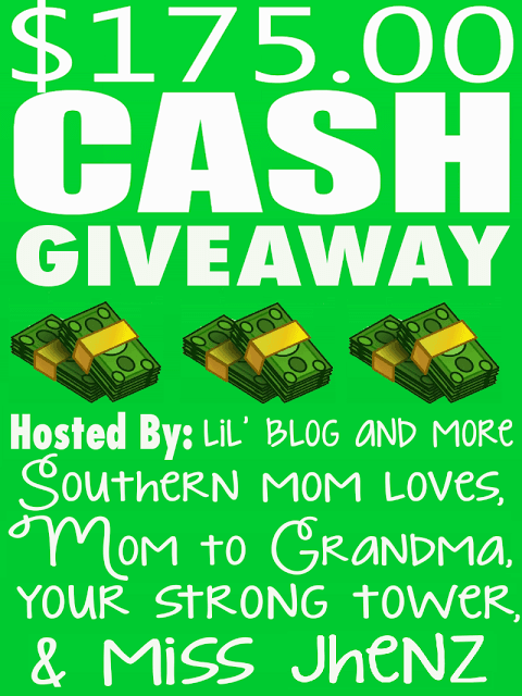 Win Free Money Now – $175 Cash Giveaway