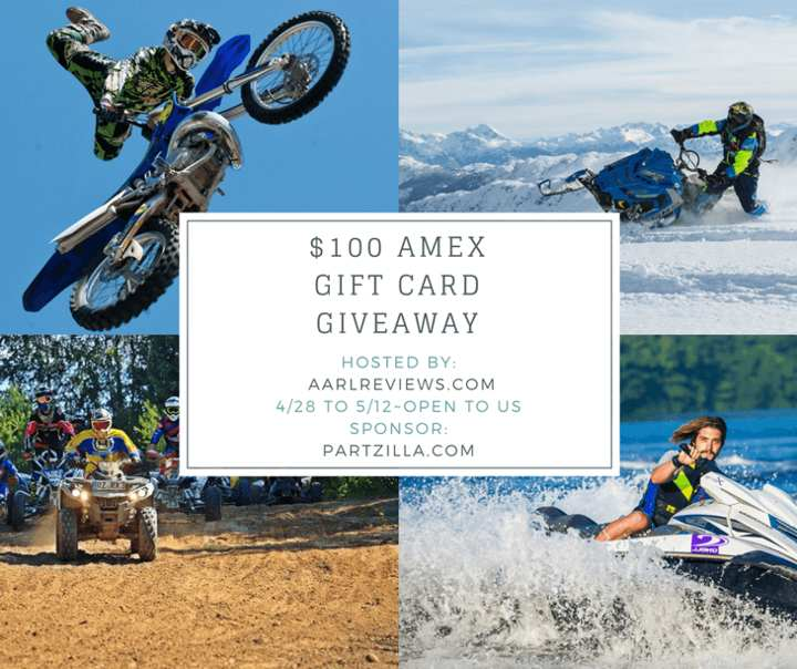 OEM Parts Amex Gift Card Giveaway