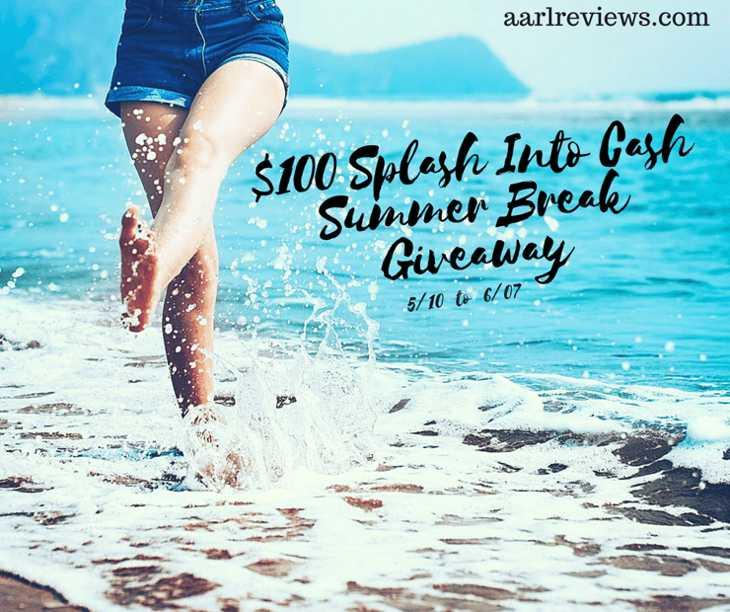 Splash Into Cash Summer Break Giveaway