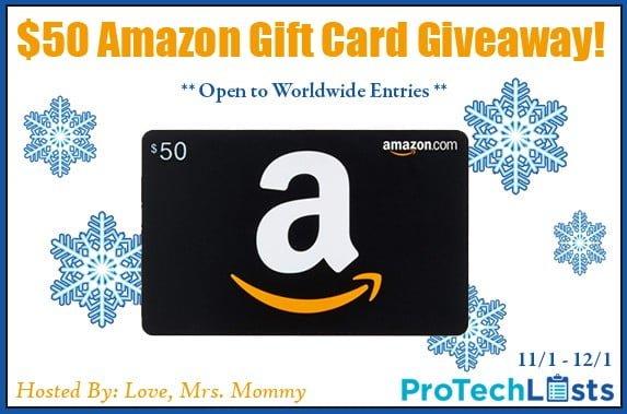Amazon Gift Card Code Giveaway