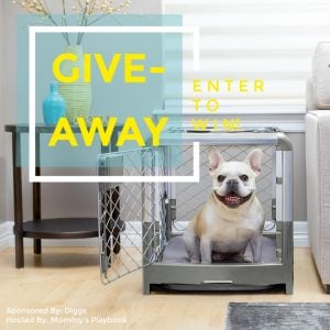 Dog Crate Giveaway
