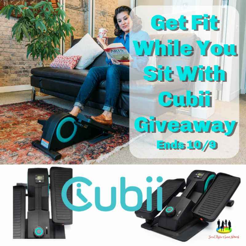 Get Fit While You Sit Giveaway