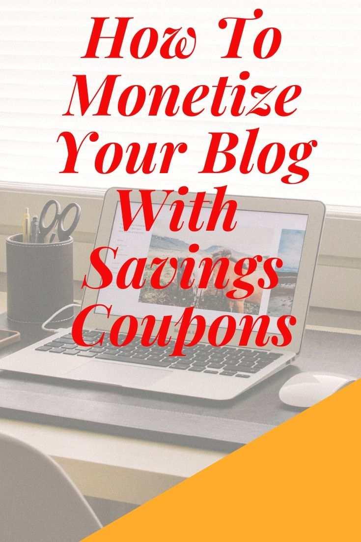 savings coupons