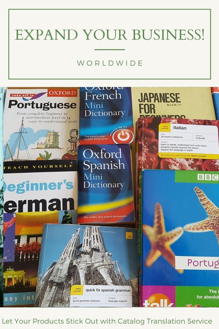 catalog translation